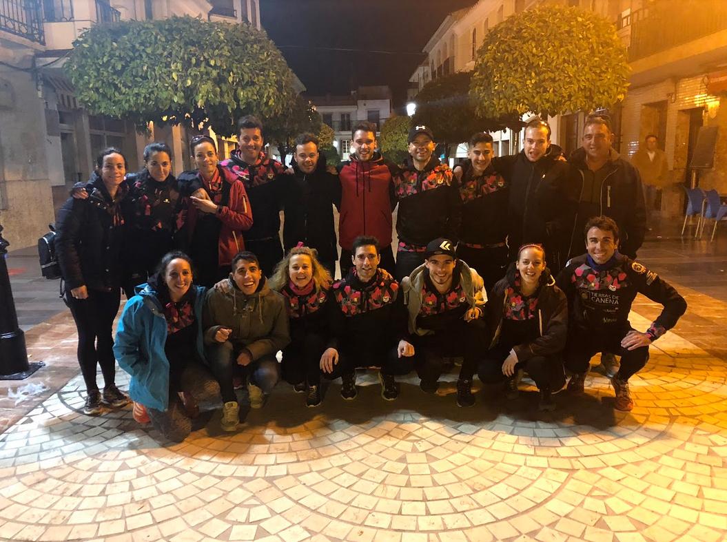 Terceras en el Campeonato de Andalucía de Duatlón por Equipos Contrarreloj